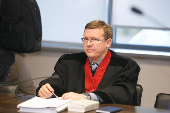 Eriko Ovčarenko/15min.lt nuotr./Kauno apygardos teisme