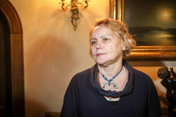 Eriko Ovčarenko / 15min nuotr./Etnologė Nijolė Marcinkevičienė