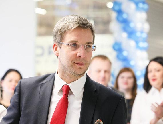 Eriko Ovčarenko / 15min nuotr./Laurynas Kuzavas