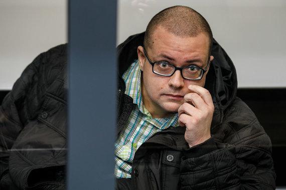 Eriko Ovčarenko / 15min nuotr./Aleksandras Jegorovas teisme