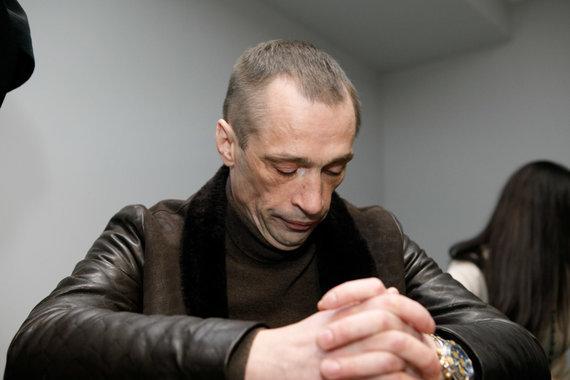 Eriko Ovčarenko / 15min nuotr./Mindaugas Mažeika teisme