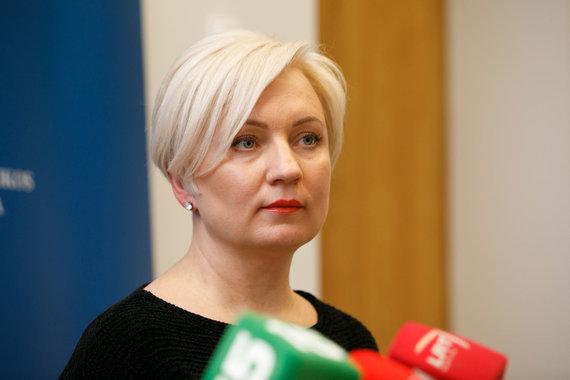Eriko Ovčarenko / 15min nuotr./Prokurorė Renata Oželienė