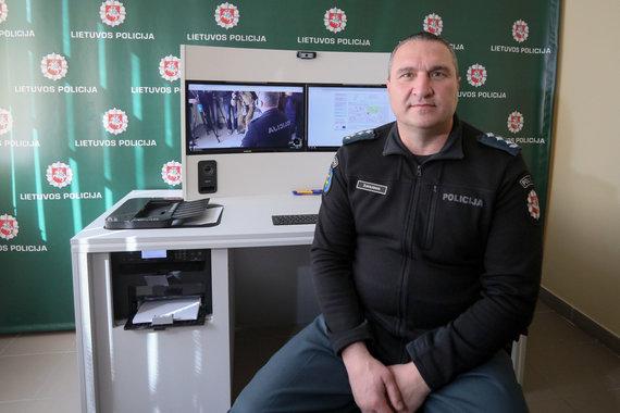 Eriko Ovčarenko / 15min nuotr./Darius Žukauskas