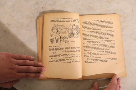 Eriko Ovčarenko / 15min nuotr./Knygos puslapiai