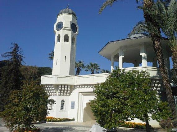 Izmiro kultūros parke, esantys maldos namai