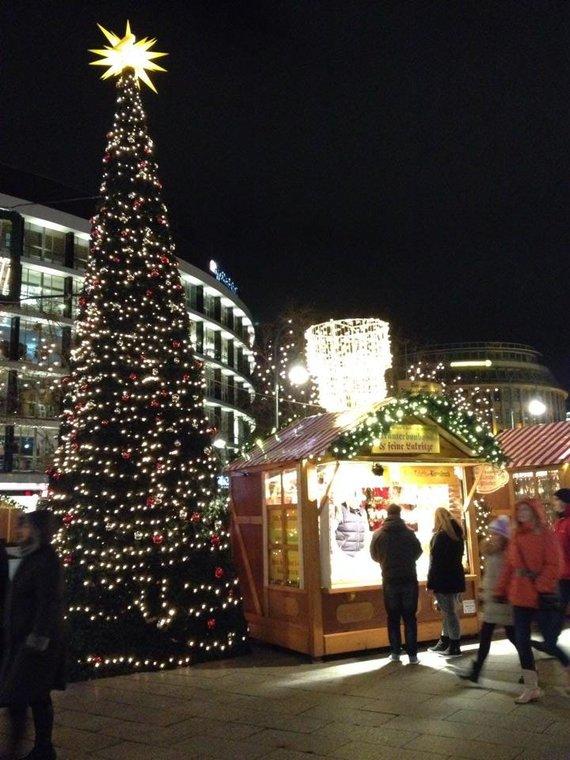 Kalėdinė mugė Berlyne