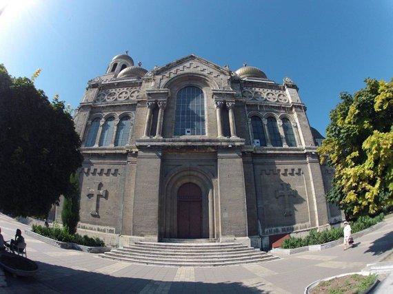Varnos katedra
