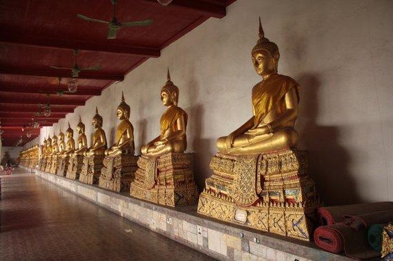 Šventykla ir vienuolynas, kuriame galima mokytis meditacijos