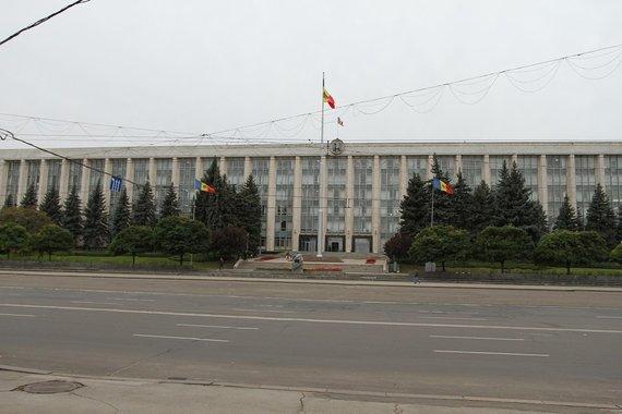 Asmeninės nuotr./Moldovos parlamentas