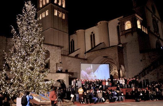 Huffingtonpost.com/Asyžius, Italija