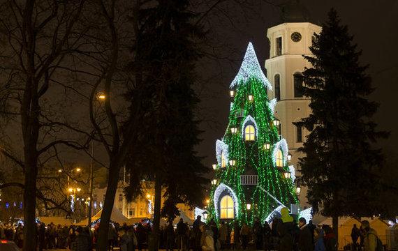 Huffingtonpost.com/Vilnius, Lietuva