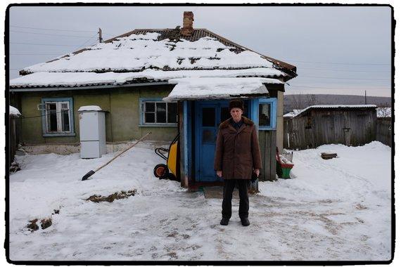 Ričardo Grigo nuotr./Lietuvio gidu tapęs vokietis Aleksandras Fisheris