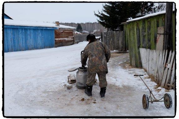 Ričardo Grigo nuotr./Sibiras