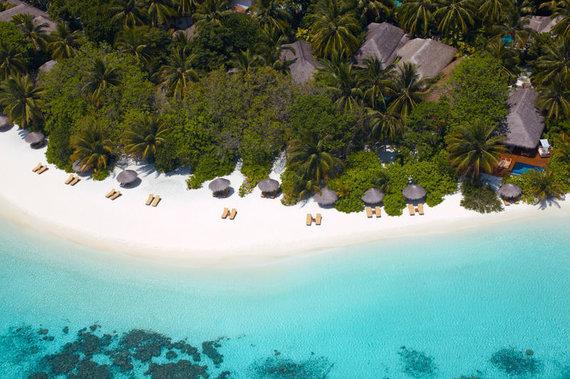 """Travel Planet"" nuotr./Maldyvai"