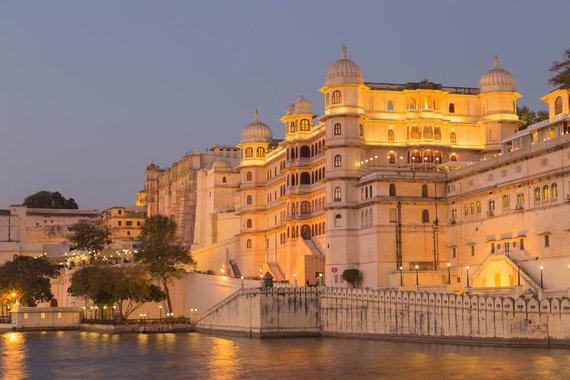 """Shutterstock.com/""""Taj Lake Palace"""""""