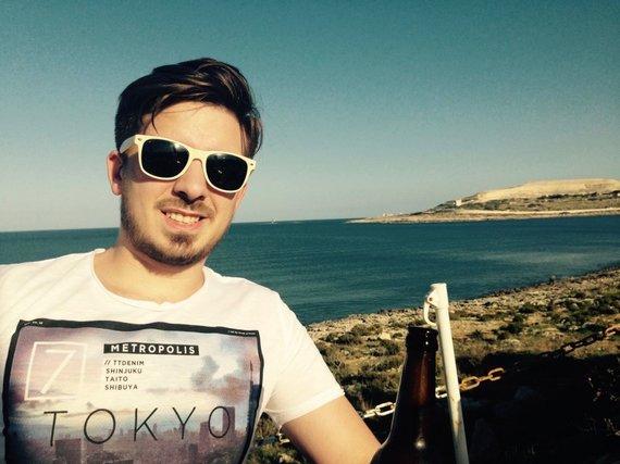 Asmeninės nuotr./Maltoje