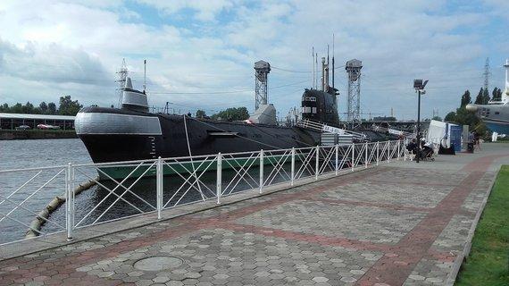 Vaido Mikaičio nuotr./Povandeninis laivas-muziejus