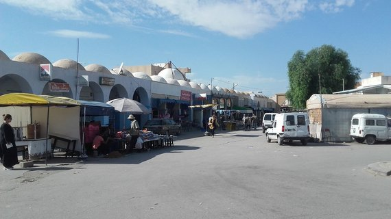 Vaido Mikaičio nuotr./Kairuanas – tipiškas arabų miestas