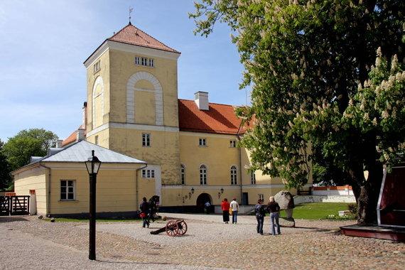 Arčio Gustovskio, Sandrio Kuzmickio nuotr./Livonijos ordino pilis Ventspilyje