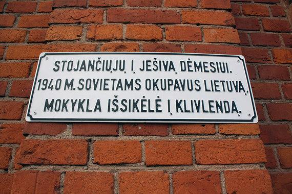 VšĮ Gatvės gyvos nuotr./Ješiva