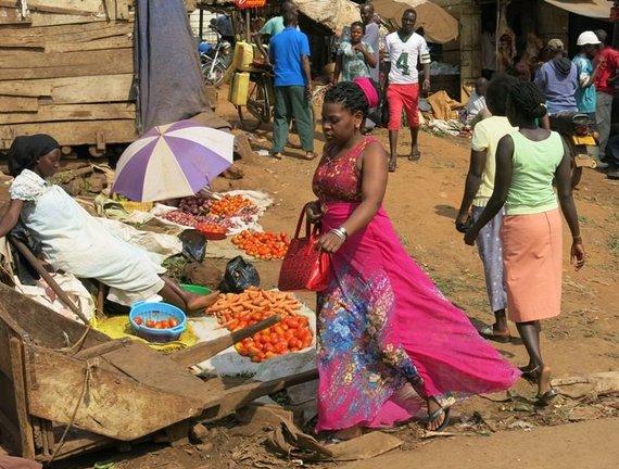 Gabrielės Štaraitės nuotr./Uganda