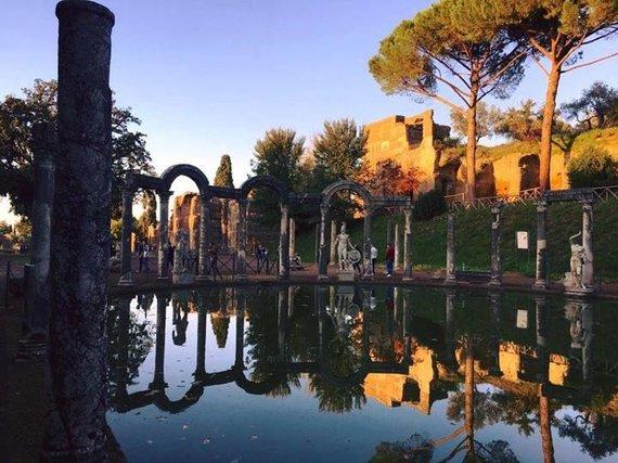 """""""Veni Vedi Visit"""" nuotr./Ar žinote, kur Romoje yra šis parkas?"""