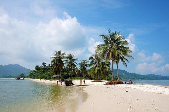 Karolio Žukausko nuotr./Koh Yao Yai salos gražiausia dalis