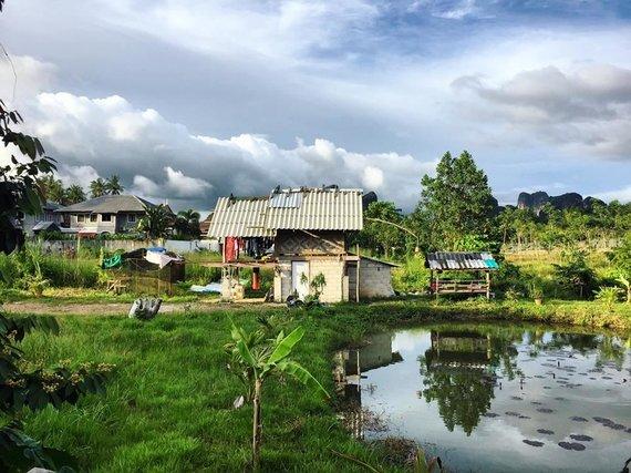 Karolio Žukausko nuotr./Vietinis gyvenimas Tailande