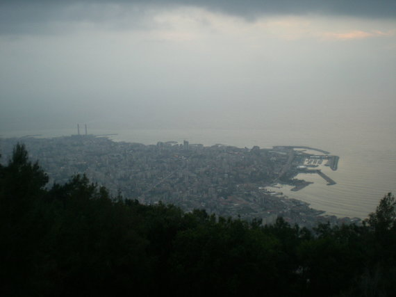 Gabijos Lebednykaitės nuotr./Beirutas