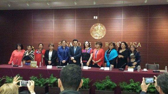 Asmeninė nuotr./Elva Narcia Meksikoje įkūrė organizaciją, skatinančią moterų politinį dalyvavimą