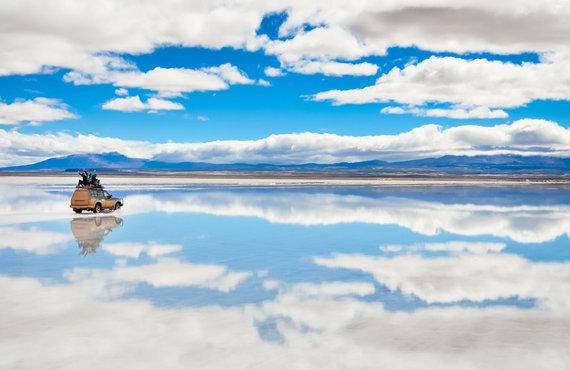 Shutterstock nuotr./Ujūnio druskožemis