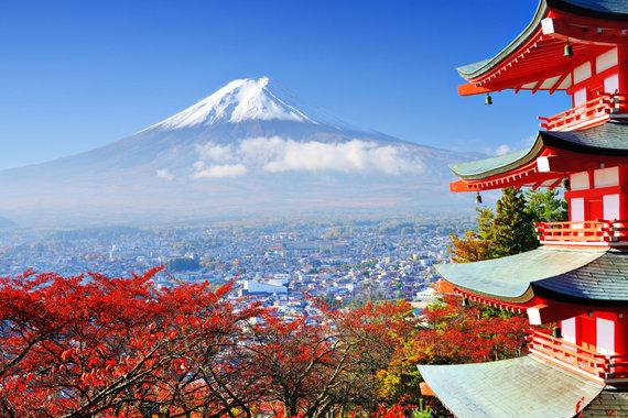 Shutterstock nuotr./Japonija