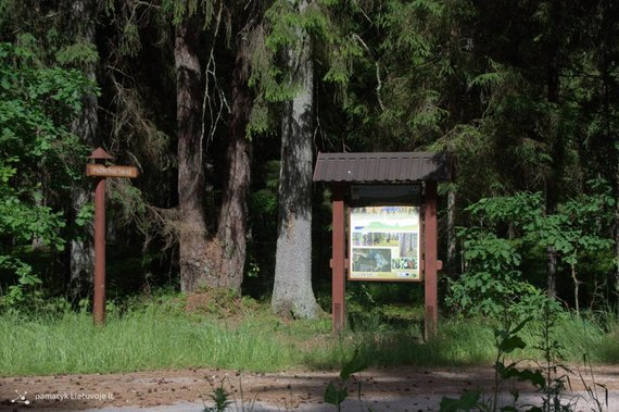 Pamatyklietuvoje.lt nuotr./Pažintiniai takai Lietuvoje