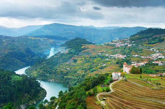 Shutterstock nuotr./Duero upė