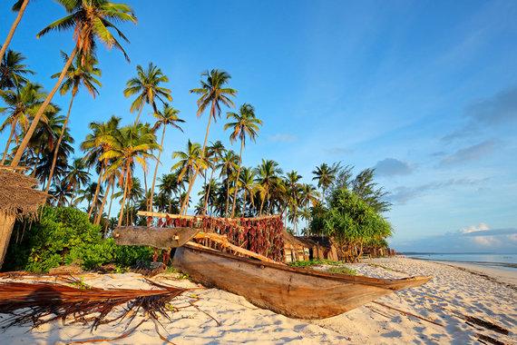 Shutterstock nuotr./Zanzibaro salynas