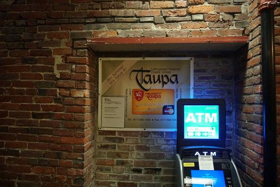 """""""Tikslas – Amerika""""  dalyvių nuotr./Lietuviška kredito unija TAUPA, Bostonas"""
