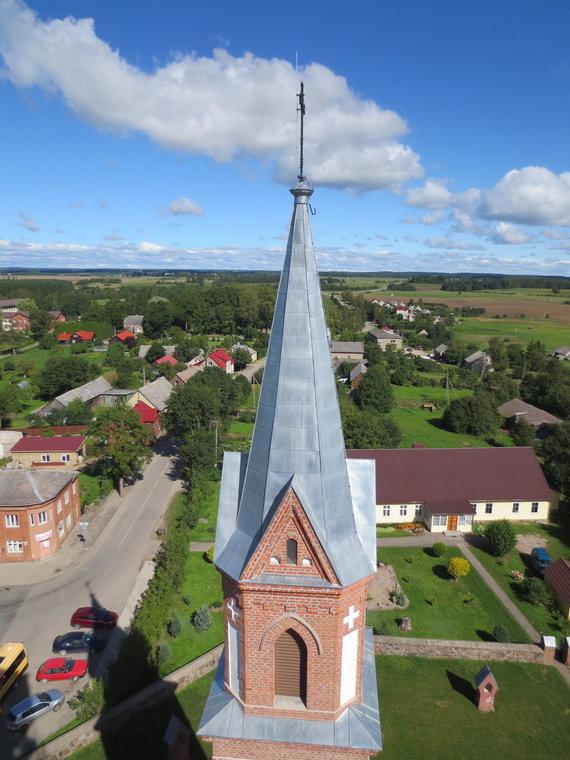 KIC nuotr./Ylakių Viešpaties Apreiškimo Švč. Mergelei Marijai bažnyčia