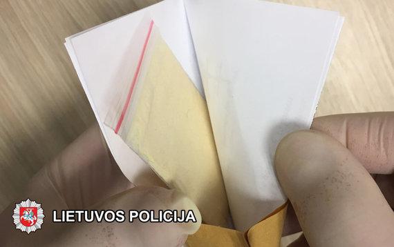 Klaipėdos apskrities VPK nuotr./Narkotinės medžiagos