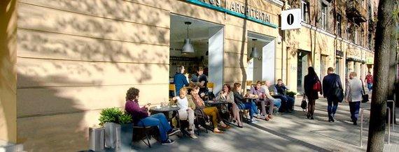 """Asmeninio arch.nuotr./""""Kavos architektai"""" – ypatingos kavos studija"""