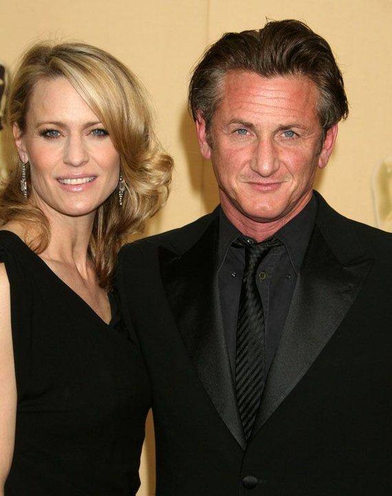 zmones24.lt/Foto naujienai: Robin Wright-Penn ir Seanas Pennas šįkart išsiskirs?