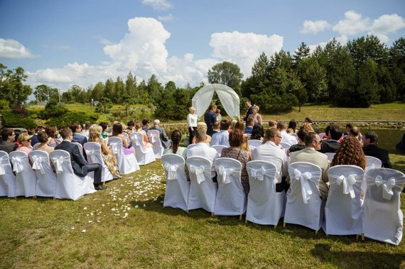 Gedimino Žilinsko nuotr./Vidmantės Martikonytės ir Pauliaus Medišausko vestuvės