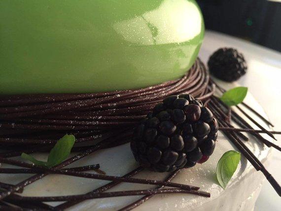 Roberto Daskevičiaus nuotr./Fotografiniai bandymai naujajai Ali Gadžijevo knygai apie šokoladą