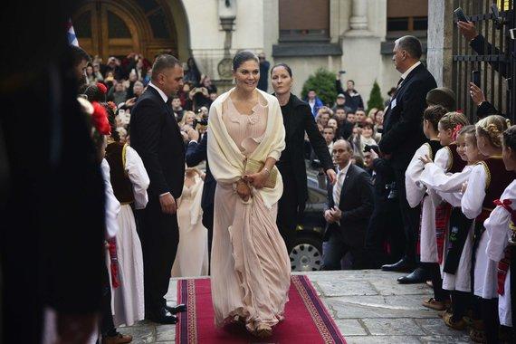 """""""Scanpix"""" nuotr./Švedijos princesė Victoria"""