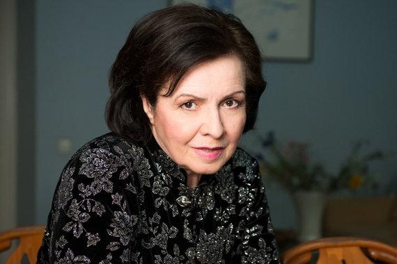 Lauros Vansevičienės nuotr./Eglė Gabrėnaitė
