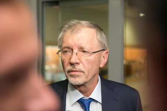 Juliaus Kalinsko / 15min nuotr./Seime