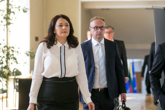 "Juliaus Kalinsko / 15min nuotr./""Maxima LT"" generalinė direktorė Kristina Meidė"