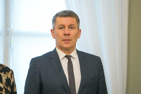 Juliaus Kalinsko / 15min nuotr./Ramūnas Znutas