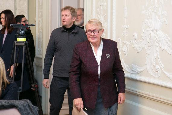 Juliaus Kalinsko / 15min nuotr./Viktorija Daujotytė-Pakerienė