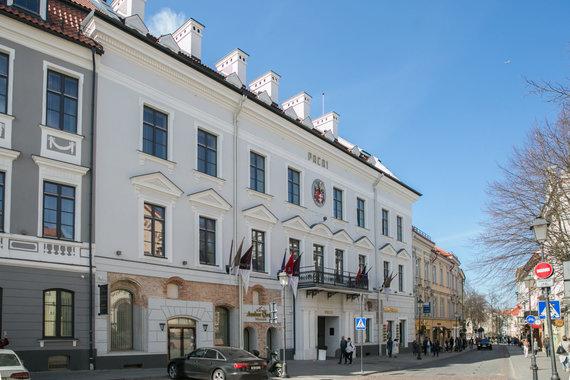 """Juliaus Kalinsko / 15min nuotr./""""Pacų"""" viešbutis ir brangiausi jo apartamentai"""