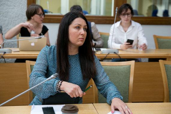 Juliaus Kalinsko / 15min nuotr./Kultūros komiteto posedis Seime